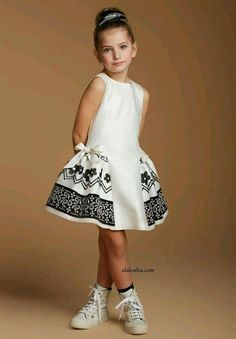 Must Have Of The Day: Valmax Special Ocassion Dresses - Diy Crafts Little Dresses, Little Girl Dresses, Cute Dresses, Girls Dresses, Special Dresses, Elegant Dresses, Toddler Dress, Baby Dress, Little Girl Fashion