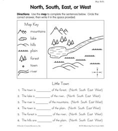 Grade social Studies Worksheet Pin by Kat Lightsey On Homework 3rd Grade Social Studies, Social Studies Worksheets, 1st Grade Worksheets, Social Studies Activities, School Worksheets, Teaching Social Studies, Teaching Kids, Map Worksheets, Printable Worksheets