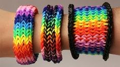 rainbow loom - YouTube