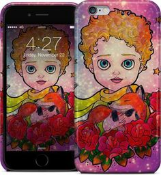 Chapter 21 iPhone Cases & Skins by Paola Beatrix Art | Nuvango