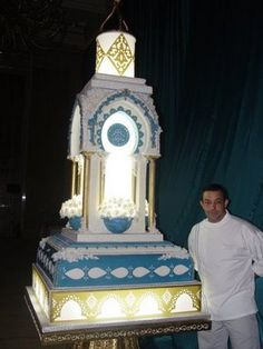 .: World Most Expensive Wedding Cakes