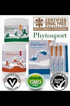 Everything you need and nothing that you don't!! #arbonne #phytosport #health