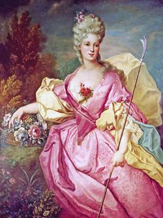 Marie Antoinette, This is one of my own Prints.