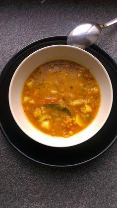 Pożywna zupa warzywna
