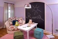 Girl's Room - contemporary - kids - minneapolis - INVIEW Interior Design