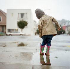 #rainboots #portrait #kids #photography