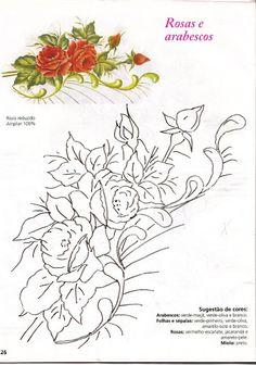 faça já pintura em tecido nº9 - Thaise Fernandes - Álbuns da web do Picasa