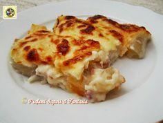 Finocchi al forno con prosciutto e formaggio Blog profumi Sapori & Fantasia