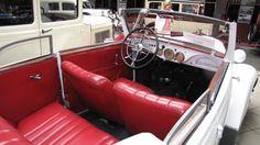 Wnętrze Mercedesa Lody Halamy. Fot. radio RMF FM Gears, Gear Train