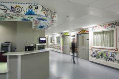 London Royal Children's Hospital redesign by Vital Arts
