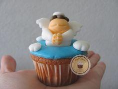 Cupcakes Top Cakes - Batizado https://www.facebook.com/danielletopcakes