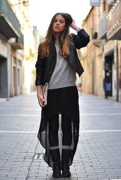 Trendencias - Vestidos con falda asimétrica: todas los llevan, todas los quieren ¿Te apuntas a esta moda?