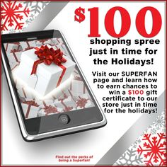 """""""Do you hear what I hear?"""""""" If you """"""""Share"""""""", you gain chances to win a $100 shopping spree and more! http://adjewelation.perksocial.com"""""""