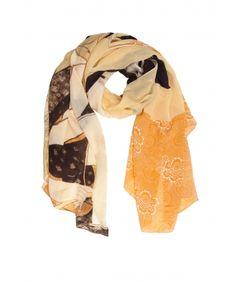 Silk Bijinga scarf