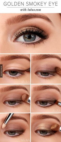 Straightforward Pure Eye Make-up anybody can do. Step-by-step eye make-up how-to. This website has a number of video tutorials from skilled make-up artists. Fresh Wedding Makeup, Wedding Makeup Looks, Bridal Makeup, Natural Wedding Makeup, Bridal Nails, Wedding Beauty, Skin Makeup, Beauty Makeup, Makeup Geek