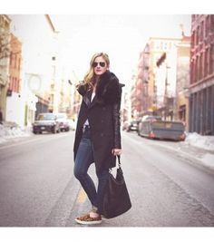 How To Wear Your Slip-On Sneakers Well Into Fall   WhoWhatWear.com