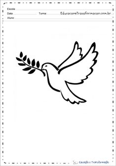 Desenhos De Pombas Art, Dove Drawing, Peace Dove, Ceramic Jewelry, Colouring In, Eucharist, Drawings, Wood, Art Background