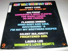 Various - Hot Wax Greatest Hits