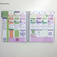 This weeks spread complete in my @erincondren vertical life planner! #ec #eclp #erincondren #eclifeplanner #erincondrenlifeplanner #lifeplanner