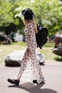 The Best Governors Ball Street Style Skirt Fashion, Boho Fashion, Street Fashion, Street Style Summer, Street Style Women, Governors Ball, Fancy Schmancy, Festival Dress, Fashion Gallery