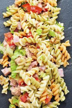 5 λάθη που κάνεις στη μακαρονοσαλάτα Pasta Salad, Appetizers, Ethnic Recipes, Food, Crab Pasta Salad, Appetizer, Essen, Meals, Entrees