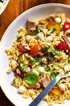 Quick Recipes, Healthy Recipes, Clean Eating, Healthy Eating, Vegetable Recipes, Salad Recipes, Food To Make, Good Food, Food Porn