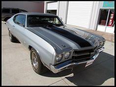 1972 Chevrolet Chevelle - Mecum Auction (sold, $24,500, November 2013)