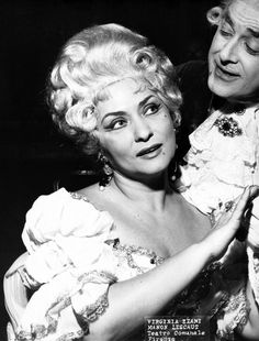 """Interview with Virginia Zeani at 90 """"My brain believes that I'm eternally young"""" - Virginia Zeani in Manon Lescaut at the Maggio Musicale Fiorentino, 1966"""
