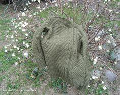 My last winter knitting