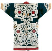 Patterns of The Ainu people