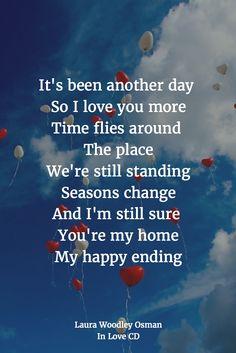 laura woodley home psalm 139 lyrics