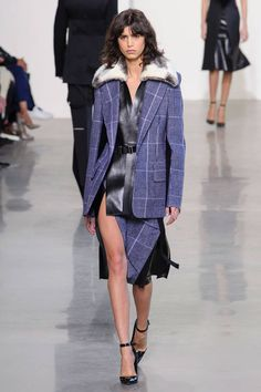 Fashion Week New York Automne-hiver 2016-17 #CalvinKlein