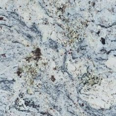 granite Ice White