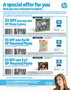3 new printable Walmart photo coupons, up to $13 in savings expires April 30