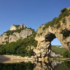 Pont d'Arc - Gorges de l'Ardèche - France