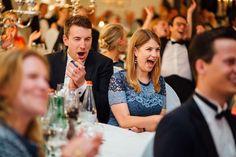 Hochzeitsreportage: Party auf Schloss Glienicke bei Berlin