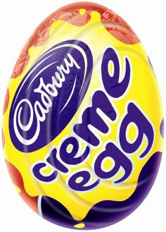 creme egg - Google Search