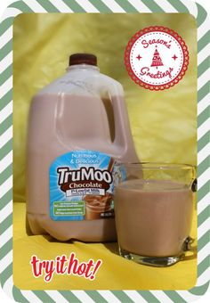 Check out our tips for keeping kids from over indulging during the holidays! Our favorite: offering delicious chocolate #TruMoo before a party! #TryItHot #ad