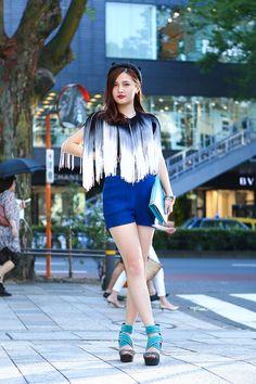 ストリートスナップ | CELINE | 表参道 | Fashionsnap.com