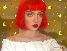 "19.7k Likes, 116 Comments - Eve  (@eve.frsr) on Instagram: ""Back when I had cuter hair and my bad attempt at trying to cover up the mess ( i realise there is…"""