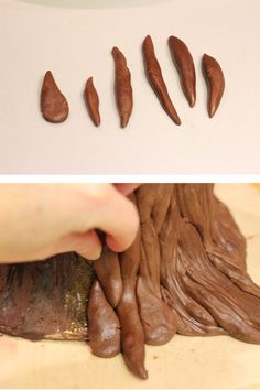 cake decorating 320459329719026605 - A FREE tree cake tutorial you can use to create a realistic tree for your next cake project! WOW your friends by learning a few easy steps to create this rustic look.