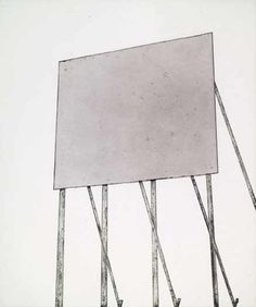 Ed Ruscha - Your Space #2