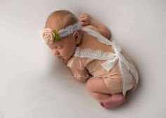 Check out this item in my Etsy shop https://www.etsy.com/listing/476680122/newborn-romper-prop-girl-tan-baby-girl
