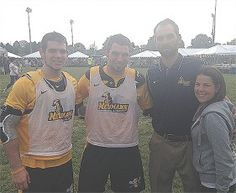 Nick Colleluori Classic: Neumann coach, players and manager have special connection to HEADstrong - http://phillylacrosse.com/2013/10/07/nick-colleluori-classic-neumann-coach-players-manager-special-connection-headstrong/