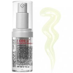 SIRCUIT SKIN I Cee U 0.05 oz. by SIRCUIT SKIN. $120.00. Firms, tightens and smooths skin. Coats thin skin in protective layer. Made with all-natural ingredients. Strengthens delicate tissue. Heals, sooths and revives irritated, swelling skin. Get back youthful, alert looking eyes with Sircuit Skin's I Cee U repairing and firming eye gel. This tightening formula utilizes a unique blend of healing ingredients like Hydrocotyl extract to reduce inflammation, puffiness, dark circles...