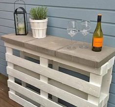 "Pinterest on Twitter: ""Trending project to try this weekend: DIY outdoor bar. https://t.co/sIezNtsAHU https://t.co/U9DXfpUegV"""