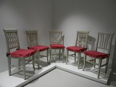SEDIE ARTE POVERA Chairs made in Italy#Sedie made in Italy