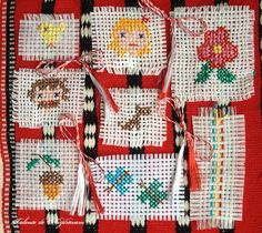 Martisoare | Talente de Năzdrăvani Advent Calendar, 8 Martie, Holiday Decor, Golden Age, Opera, Necklaces, Memories, Home Decor, Embroidery