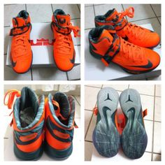 Nike Men Zoom Soldier VI. Labron James Shoes Size 9. Basketball. New/Never Worn