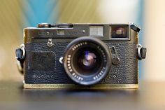 Jing Huang's Leica M4-P (he took the winning photos with this camera) by leica_camera, via Flickr